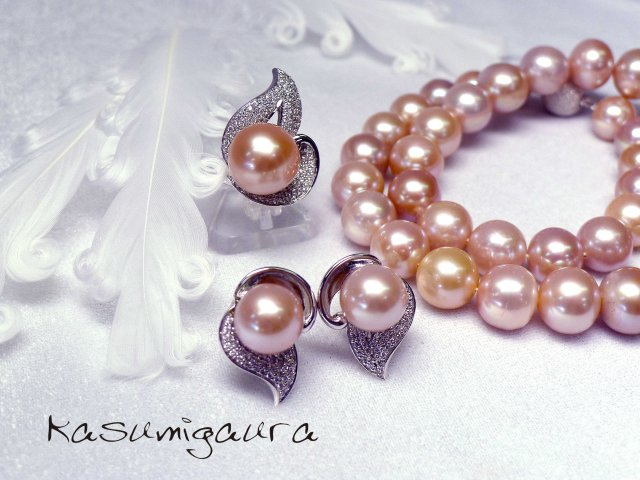 Kasumigaura Pearls
